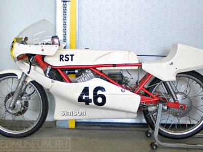 Микромотоцикл RS-50 (1976-1980)
