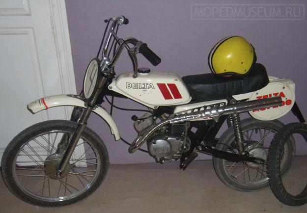 Мокик спортивный РМЗ-2.720 (1988)