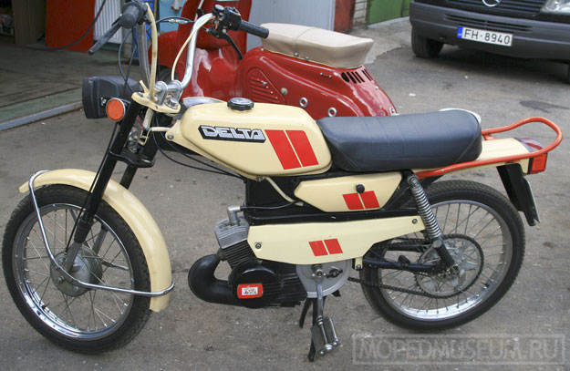 Мопед Delta RMZ 2 (1989)