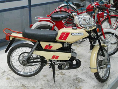 Мопед «Delta» RMZ 2 (1989)