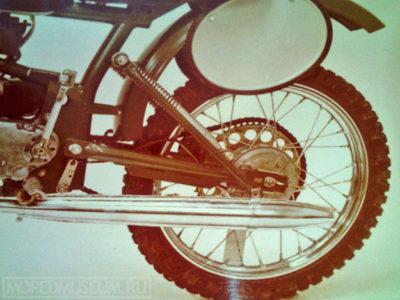 Кроссовый микромотоцикл «Рига-20-Юниор» (1984-1990)