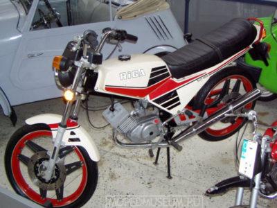 Мокик MX/SZ-80 (1984)