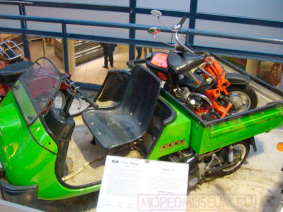 Грузовой трицикл «Pony» (1993-1994)