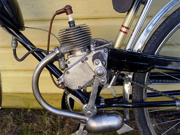 Купить мотовелосипеды, бензиновые велосипеды, велосипеды с мотором 50куб.