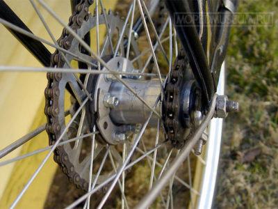 Велосипед «Рига-16» (1958)