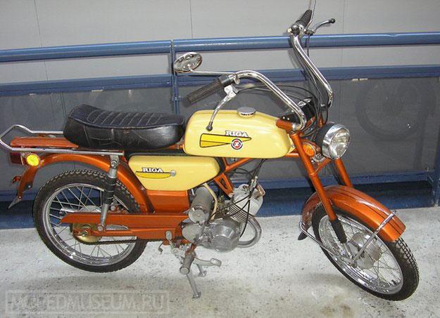 Мокик Рига-18 (1978)