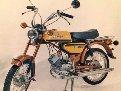 Мокик «Рига-18Л» (SZ18) (1981)