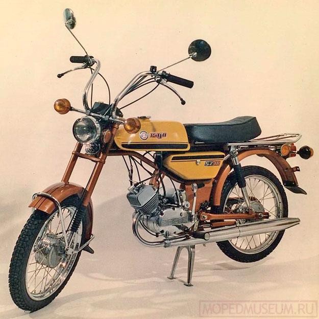 Мокик Рига-18Л (SZ18) (1981)