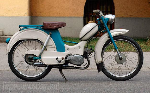Мопед Рига-3 (1965-1968)