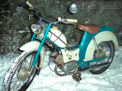 Мопед «Рига-3» (1965-1968)