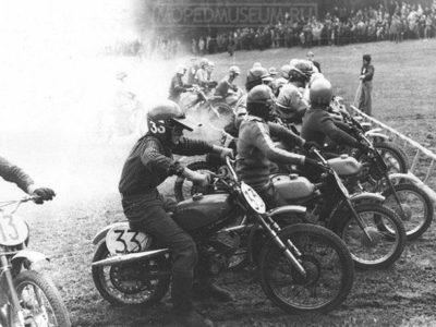 Кроссовый микромотоцикл «Рига-6K» (1973)