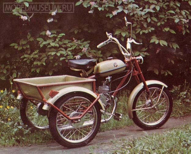 Грузовой трицикл Tom (1994?)