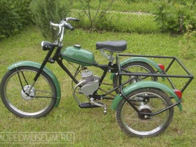 Грузовой трицикл «Tom» (1994?)