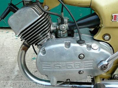 Двигатель Š-58 (1977-1981)