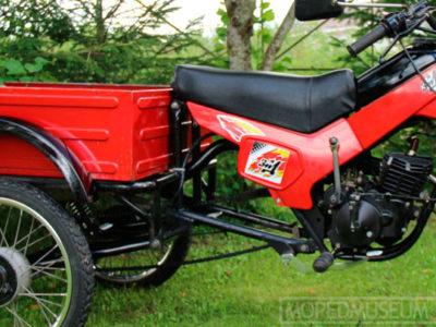 Грузовой мокик ЗДК 2.404 (1995-2004)