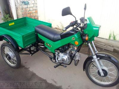 Грузовой мокик ЗиД 50-02 (2004-…)