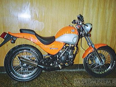 Мокик-кастом ЗиД-80 «Аркан» (2000)