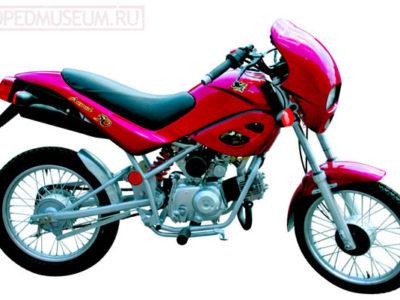 Мокик ЗиД 50-01 «Актив» (2004-…)