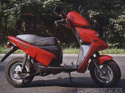Мини-роллер ЗДК 2.501 «Аркан» (1999-2003)