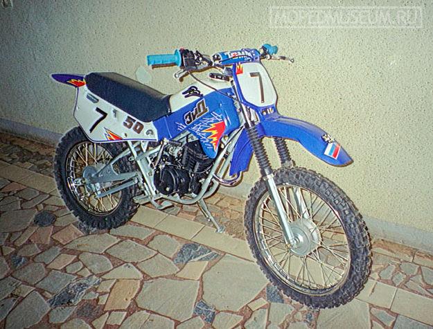 Мокик ЗиД-50-Кросс (2000)