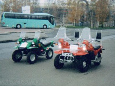 Квадроцикл «Двойной» (2006)