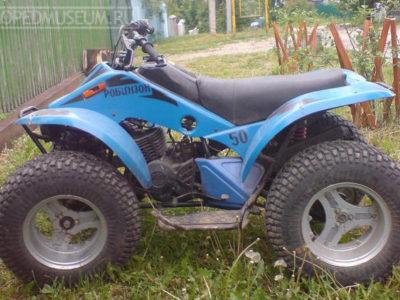 Квадроцикл детский ЗиД «Робинзон» (2003)