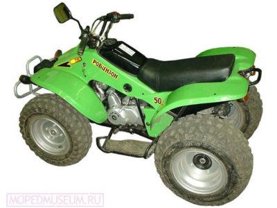 Квадроцикл детский ЗиД «Робинзон-Lifan» (2004)
