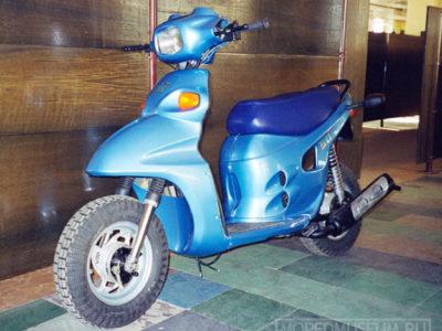 Мини-роллер «Аркан» прототип (1999)