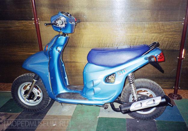 Мини-роллер Аркан прототип (1999)