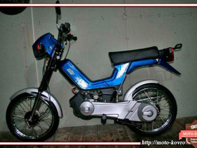 Мокик «Тубонэ-50» (1993-1998)