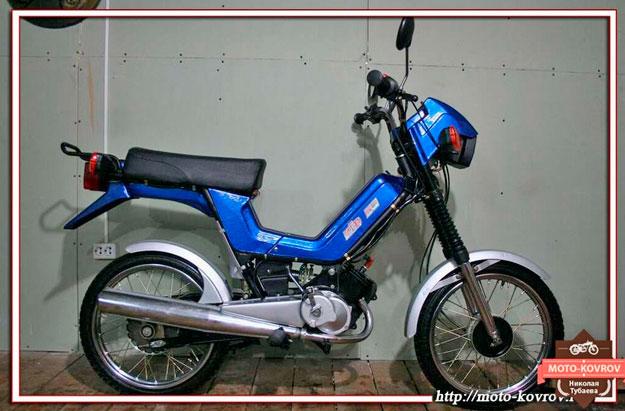 Мокик Тубонэ-50 (1993-1998)