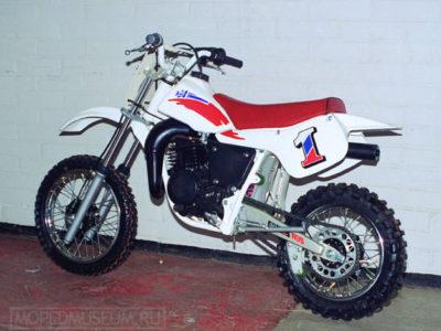 Мокик спортивный кроссовый «ЗиД-50XL-Кросс» (1999)