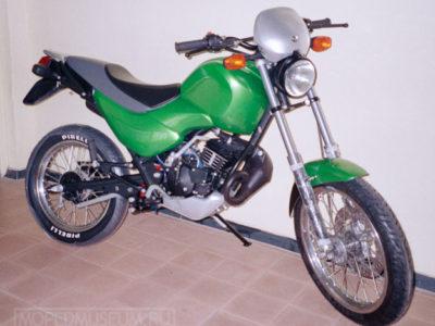 Мокик ЗиД-80 «Аркан» (2000)
