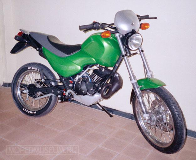 Мокик ЗиД-80 Аркан (2000)
