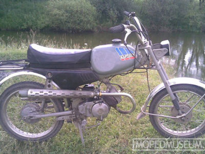 Мокик «Карпаты-4» ЛМЗ-2.163 (1995)
