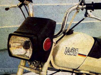 Мокик «Львiв» ЛМЗ-2.164 (1989)