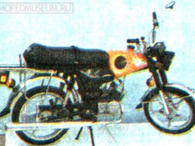 Минимотоцикл «Львов» ЛМЗ-2.170 (1984)
