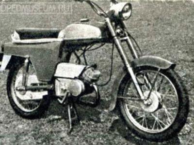 Мокик «Львов» МП-054 (1967)