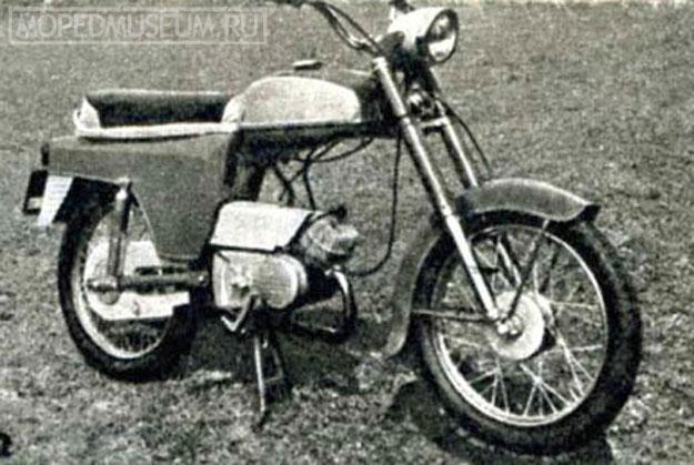 Двигатель Ш-55 (1967-1968)