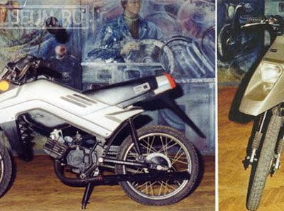 Мокик-прототип (1990)