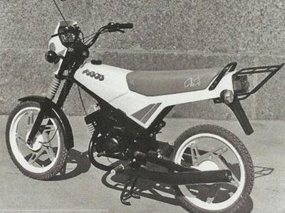 Мокик-прототип «Львов» (1984)