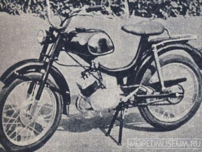 Мопед «Тиса-3» (1970)