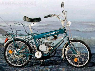 Мопед «Кроха» ММВЗ-1.101 (1995-1998)