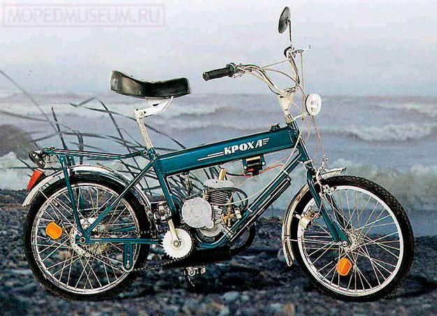 Мопед Кроха ММВЗ-1.101 (1995-1998)