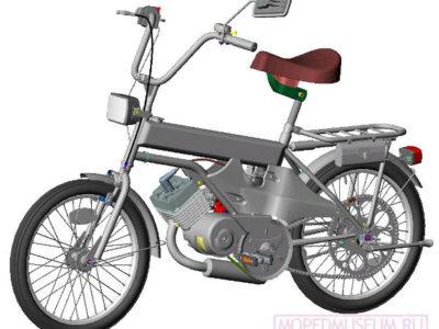 Мопед ММВЗ-1.102 (2003-2005)