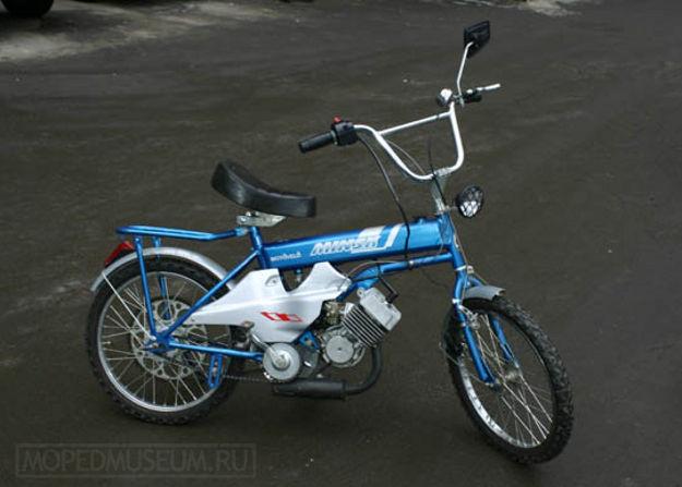 Мопед Кроха-2 ММВЗ-1.102 (2003-2005)
