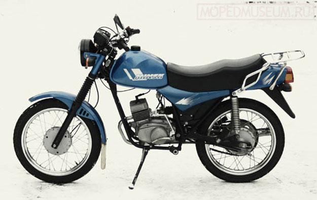Мокик ММВЗ-2.152 (2007)