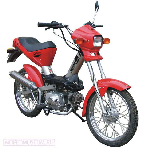 Мокик ММВЗ-2.154 (2006-2010)