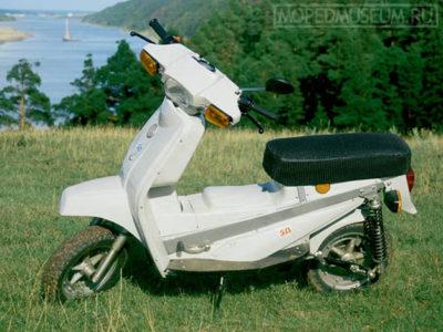 Минироллер «Стриж» ВМЗ-2.503 (1999-2002)