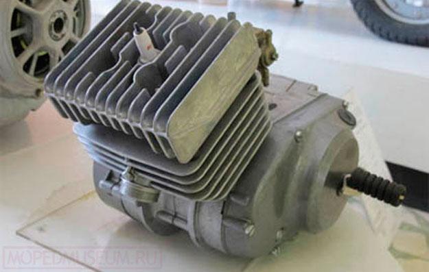 Двигатель ВП 50-10-03 (1999-...)